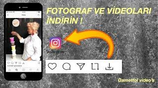 IPhone İnstagram Fotoğraf Ve Videoları İndirme