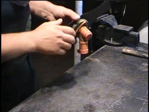 Разборка и ремонт нижнего редуктора мотокосы, триммера
