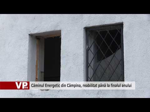 Căminul Energetic din Câmpina, reabilitat până la finalul anului