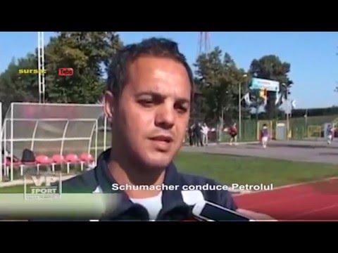 Schumacher conduce Petrolul