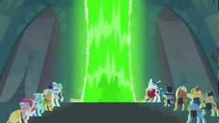 PMV - Double Trouble (Team Rocket Theme) (Discord X Chrysalis X Trixie)