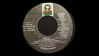 BOUNTY KILLER & SUGAR MINOTT - Tune In (1997) Island