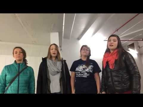 "Viral video of ""It is Well"" arranged by David Harringtonl"