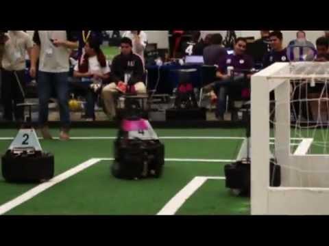 Torneo de robots México 2012