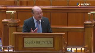 Băsescu către Şerban Nicolae: Eşti copilul lui Iliescu. Te-a crescut la Cotroceni