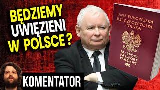 Polacy Więźniami We Własnym Kraju? – PIS Wstrzymał Wydawanie Paszportów