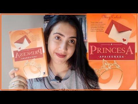 A Princesa Apaixonada | RESENHA | Leticia Ferfer | Livro Livro Meu