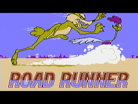 Road Runner #Unlicensed Tengen Version