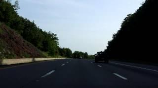 Interstate 81 (Exits 159 to 164) northbound