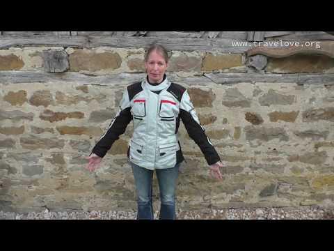Held Carese II Damen-Motorradjacke Review