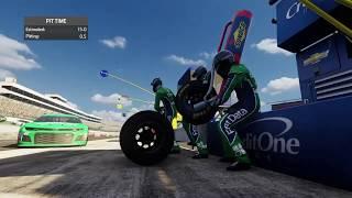 Race 30/36: Dover 400 (Kyle Larson) Nascar Heat 3 Championship Series