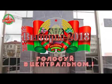 Выборы 2018 - Голосуем в Центральном!