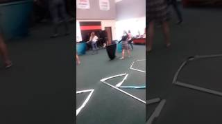 Color guard prom proposal