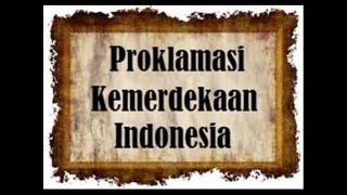 Film Proklamasi Kemerdekaan Indonesia Oleh Kelas 5 SD Negeri Kledokan Kalasan