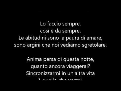 , title : 'Mina - Argini (Testo/Lyrics) [MAEBA]'