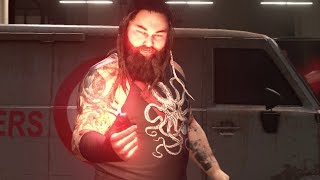 WWE 2K19 MyCAREER Mode Details & Official Trailer!