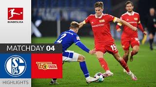 FC Schalke 04 - Union Berlin | 1-1 | Highlights | Matchday 4 – Bundesliga 2020/21