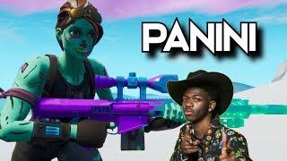 "Fortnite Montage   ""PANINI"" (Lil Nas X)"