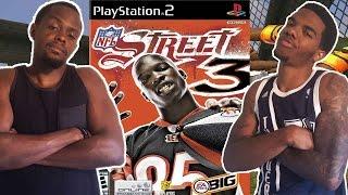 UNFAIR CRAZY VOODOO GLITCH PLAY! - NFL Street 3   #ThrowbackThursday ft. Juice