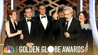 """""""1917"""" Wins Best Motion Picture, Drama - 2020 Golden Globes"""