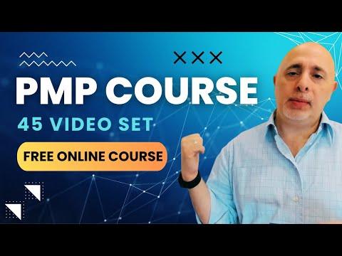 PMP 2021 Training Videos for | Full PMP Certification Exam Prep ...