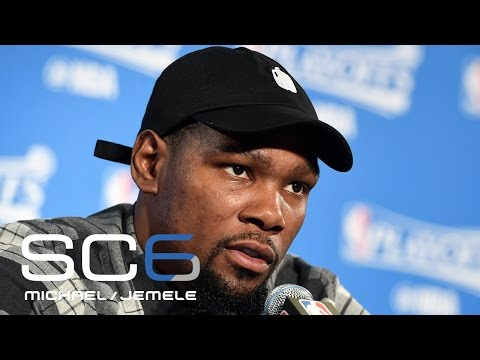 Is Kevin Durant's Calf Injury A Concern? | SC6 | April 18, 2017