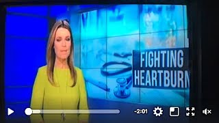 Video >> NBC news: Hypnosis Treats Heartburn