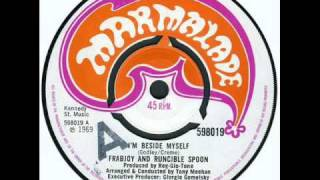 Frabjoy and Runcible Spoon (10cc) - I'm Beside Myself  (1969)