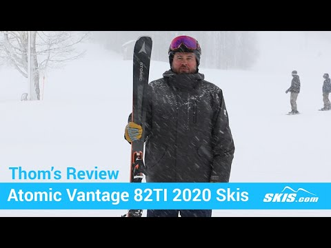 Video: Atomic Vantage 82 TI Skis 2020 20 50