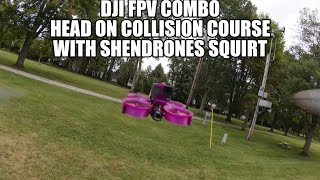 TERRIFYING MOMENTS WITH 1ST TIME FPV FLYER