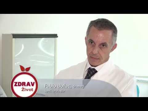 Lijekovi za liječenje karcinoma prostate kod muškaraca