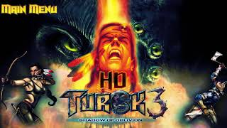 Turok 3: Shadow of Oblivion: Main Menu HD