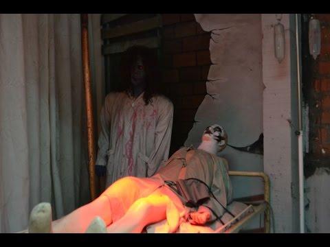 Video Rumah Sakit Hantu di Lamongan - Part 5