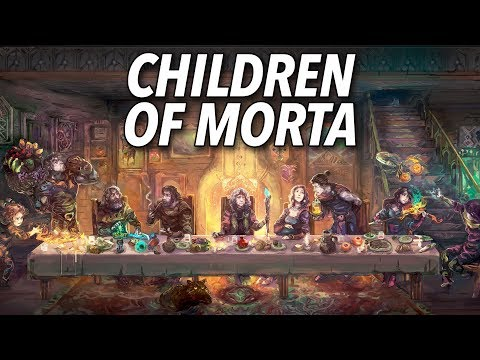 Children of Morta - 43 Minutes of Gameplay