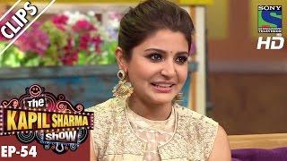 Anushka reveals the secret of her hotness -The Kapil Sharma Show-Ep.54-23rd Oct 2016