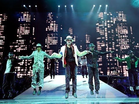 Michael Jackson This Is It Tour Smooth Criminal - LIVE at O2 Arena 2009