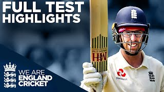 Ireland Bowled Out for 38, Woakes takes 6, Leach Hits 92! | England v Ireland HIGHLIGHTS Lord's 2019