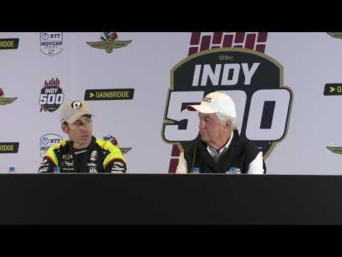 Indy 500 Pole: Pagenaud and Penske Q&A