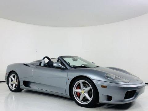 Pre-Owned 2001 Ferrari 360 Spider