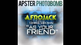 Apster VS Afrojack - As Your Photobomb (DjFriz MashUp)