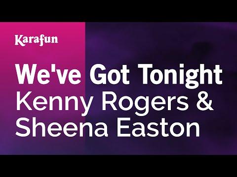 Karaoke We've Got Tonight - Kenny Rogers *