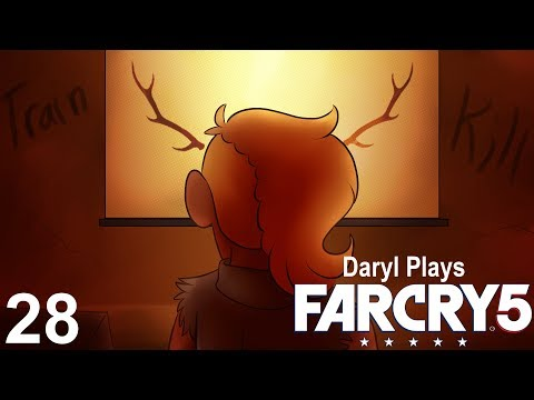 Daryl Plays Far Cry 5 -Bliss Theory (Part 28)