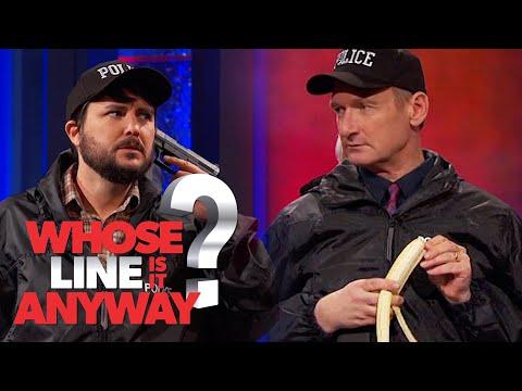 Náhradní ruce: Sledovačka s Willem Wheatonem - Whose Line Is It Anyway?
