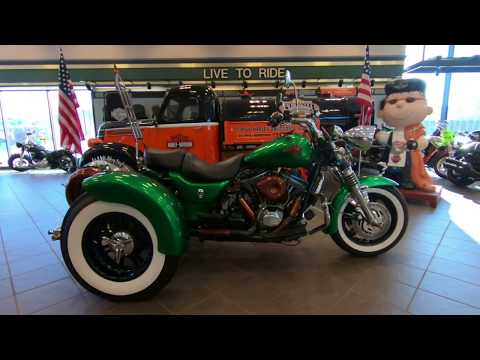 2012 Harley-Davidson Custom Tri Glide