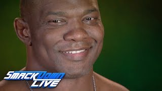 What is Shelton Benjamin thinking?: SmackDown LIVE, July 2, 2019