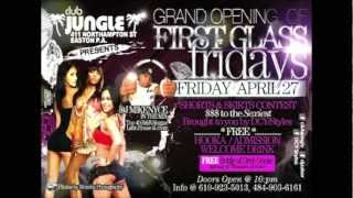 preview picture of video 'FIRST CLASS FRIDAYS AT CLUB JUNGLE IN EASTON PA WITH DJ MIKENYCE'