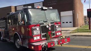 Engine 74-1's first call