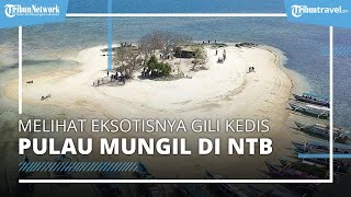 Melihat Pesona Eksotinya Gili Kedis, Pulau Mungil di Lombok Cocok Mencari Ketenangan