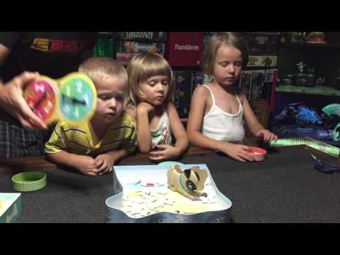 Bonding With Board Games Reviews 'Shelby's Snack Shack' with Shelby Smith