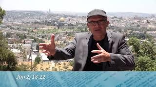 Otázky a odpovědi 001: Obnovení chrámu